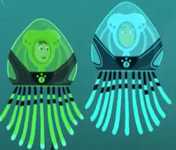 Immortal Jellyfish Power