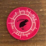 Bird of Paradise - Creature Disc