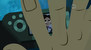 Chris blocking Creature Pod