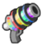 Rainbow Ray Gun icon