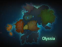 Map Olyssia
