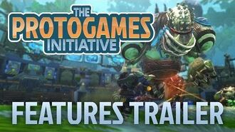 The Protogames Initiative Features Trailer