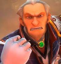 Dominion leader