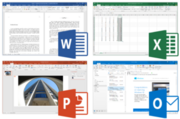 Microsoft Office 2016 Screenshots