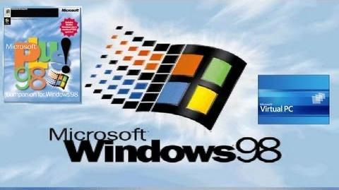 How to install Windows 98 SE on Virtual PC 2007