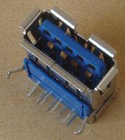 USB 3.0 A Buchse 13