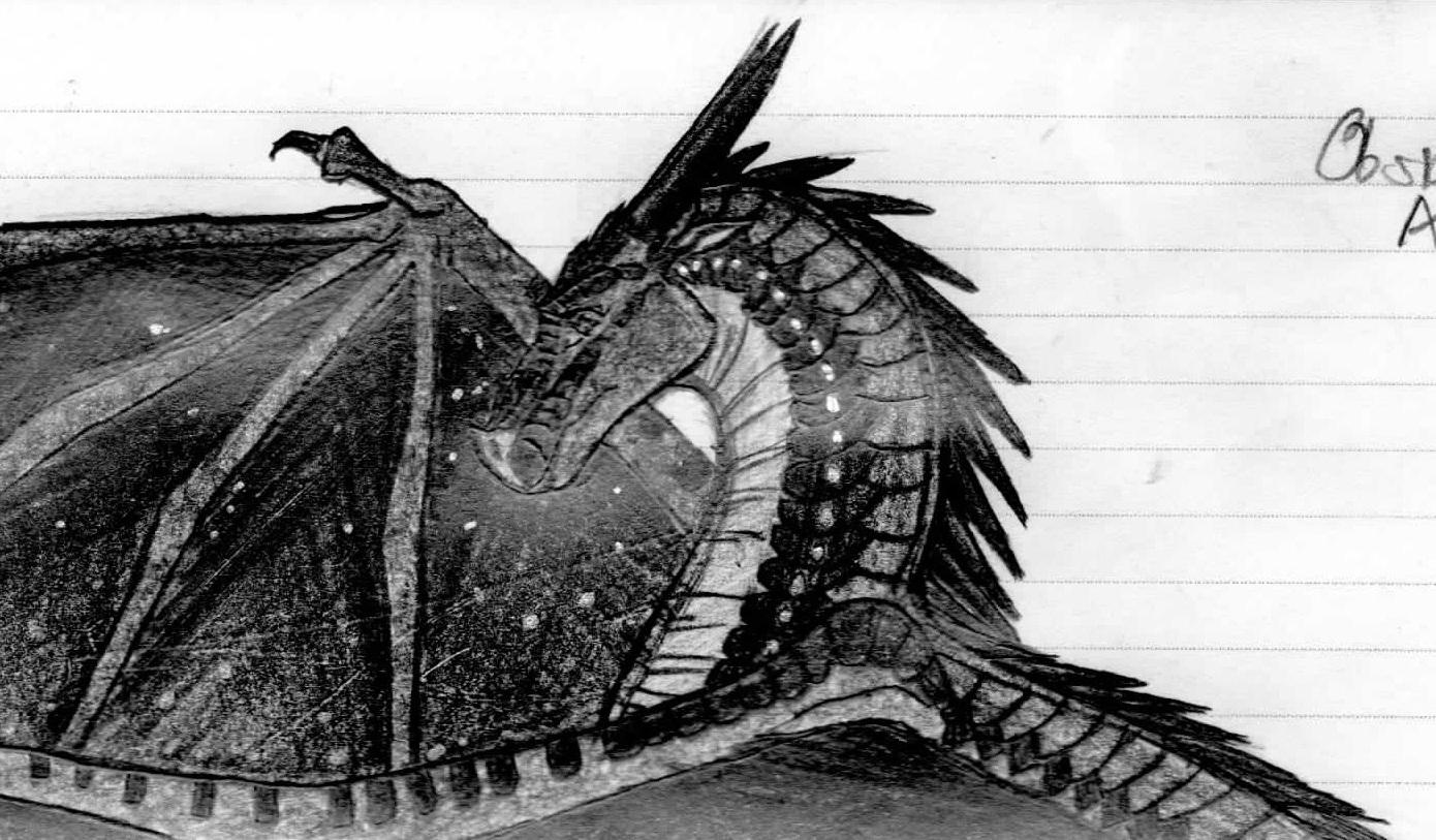 Secretkeeper Wings Of Fire Wiki Fandom Powered By Wikia