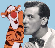 Paul winchell voice of tigger