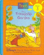 Out & About With Pooh - The Friendship Garden