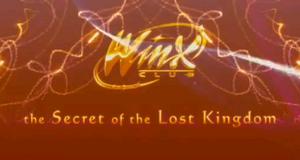 Winx Club The Secret of the Lost Kingdom Logo