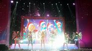 Winx Club Christmass Tour - Christmas Magic Performance 3