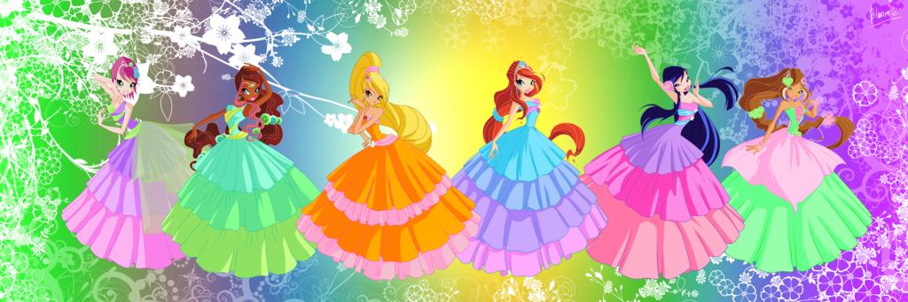 Winx Club Games for Girls  DressUpWhocom