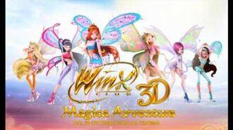 Winx Club - Magica Avventura in 3D (CD OST) - 08 - Mentre il mondo gira ITA