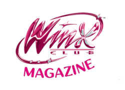 Winx Club Magazine Logo