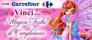 Winx Club - Carrefour Contest April 272016