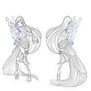 Musa's Harmonix - Concept Art