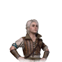 Children Ciri journal entry image.