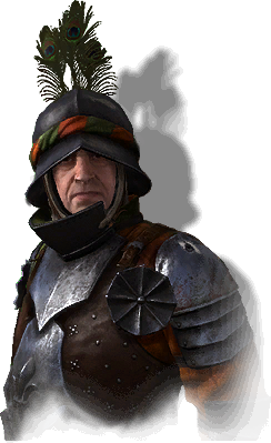 Il Conte Etcheverry in The Witcher 2