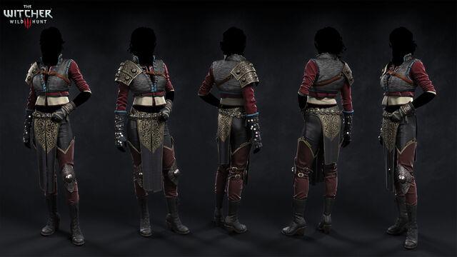 File:Tw3 Ciri alternative outfit model.jpg