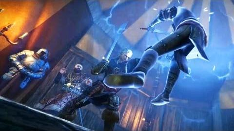Kingslayers Serrit and Auckes (The Witcher 2) Full HD