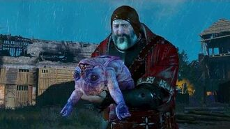 Bloody Baron Movie- Good and Bad Endings. Full Story (Witcher 3 - Geralt in Velen)