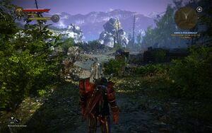 Tw2 screenshot burned village