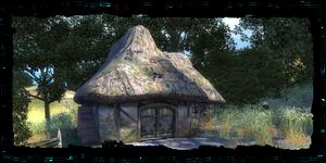 Poustevníkův dům