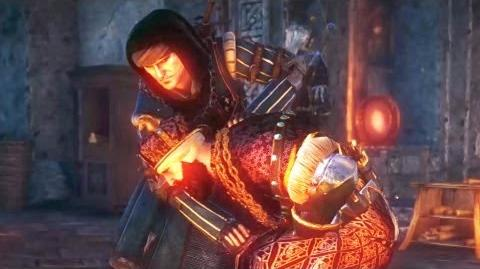 Death of King Henselt (The Witcher 2) Full HD