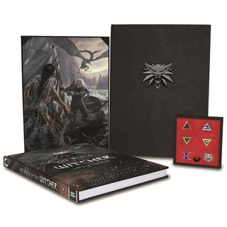 The World of Witcher Limited Edition.