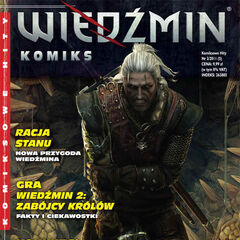 Cover of the Polish edition, 2nd part