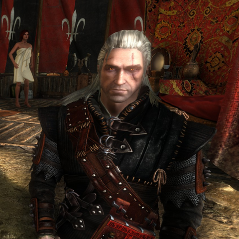 Raven's armor in <i>The Witcher 2: Assassins of Kings</i>