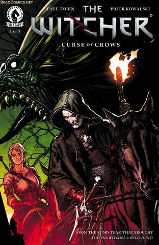 File:The Witcher Curse of Crows cover image Issue1.jpg