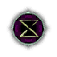 Game Icon Yrden symbol unlit