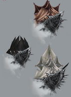 TW3 concept arts Naglfar like flying ship
