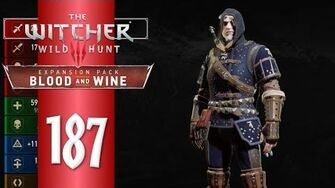 Grandmaster Cat School Gear - The Witcher 3 DEATH MARCH! Part 187 - Let's Play Hard
