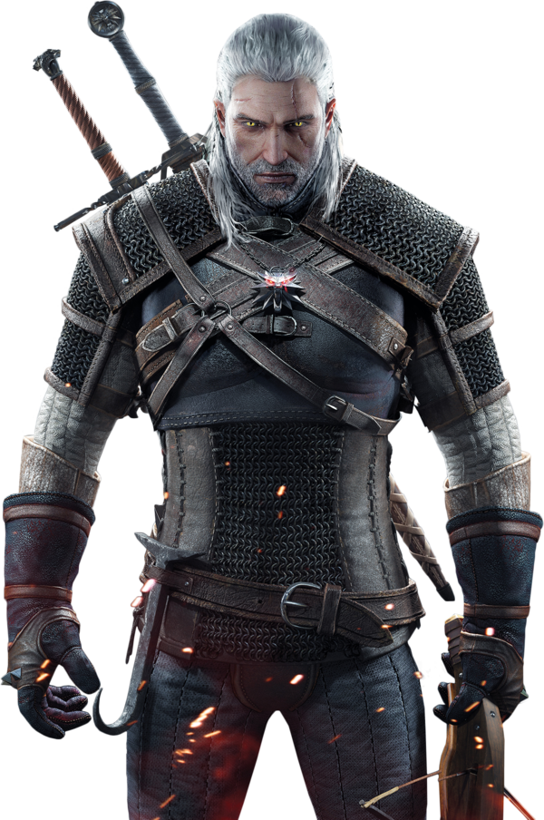 witcher geralt how tall