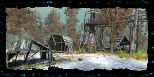 Places Nonhuman camp