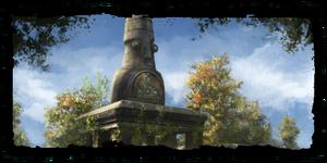 Places Dagons altar