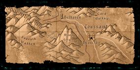 Places Mt Gorgon