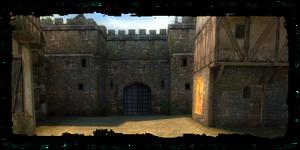 Cancello del Quartiere del Tempio