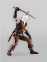 Witcher action figure