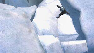 Scenes Icy plains leap