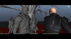 """Ведьмак 3 - Демонстрация создания CG-трейлера """"Убивая Монстров"""""""