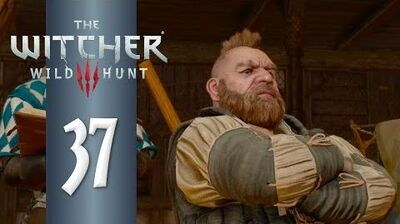 Zoltan Chivay - The Witcher 3 DEATH MARCH! Part 37 - Let's Play Hard