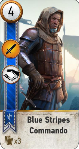 File:Tw3 gwent card face Blue Stripes Commando 1.png