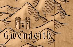 Gwendeith location