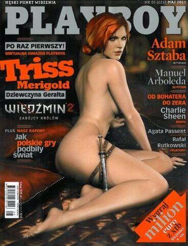 File:Playboy Triss.jpg