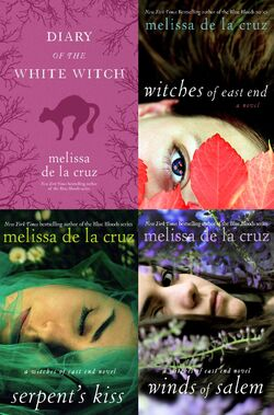 Witches Of East End Book Series
