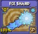 Ice Shard Item Card