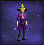 Robe MB Tunic of the Clever Male
